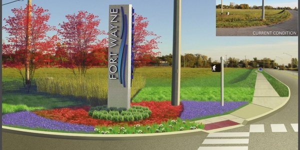 Ardmore Avenue - Airport Entryway Improvements