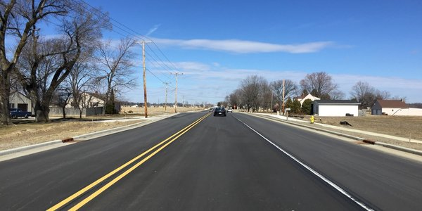 Landin Road Improvement North River Road to Maysville Road