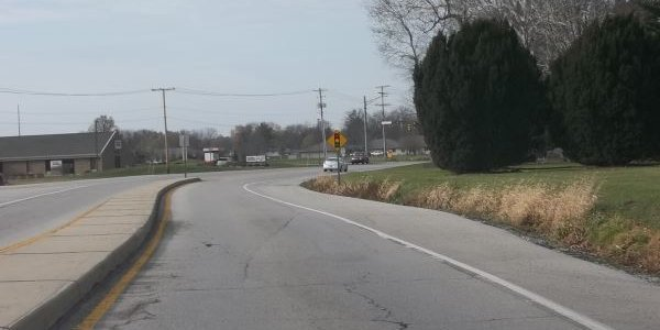 Maysville Road Improvements