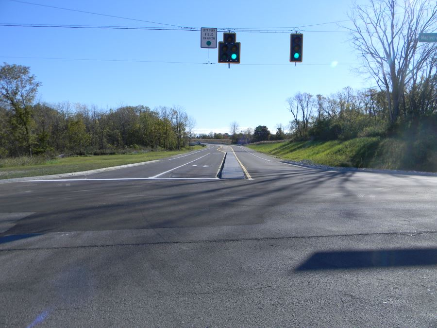 Roadway / Highway / Intersection Improvements