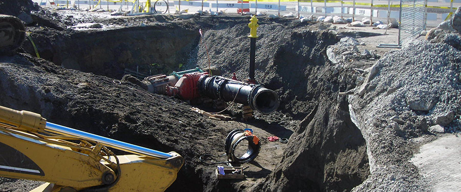 Underground Infrastructure and Utilities Improvements