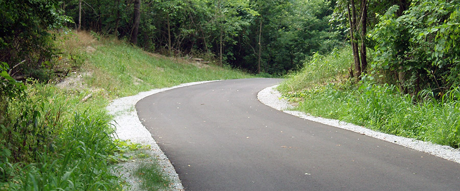 Trailways, Bicycle and Pedestrian Paths